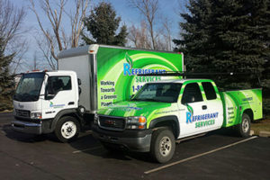 2019 Michigan Refrigerant Recovery Services